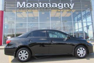 Used 2012 Toyota Corolla Berline 4 portes, boîte manuelle, CE for sale in Montmagny, QC
