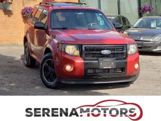 Used 2010 Ford Escape XLT | SPORT PKG | V6 | SUNROOF | NO ACCIDENTS for sale in Mississauga, ON