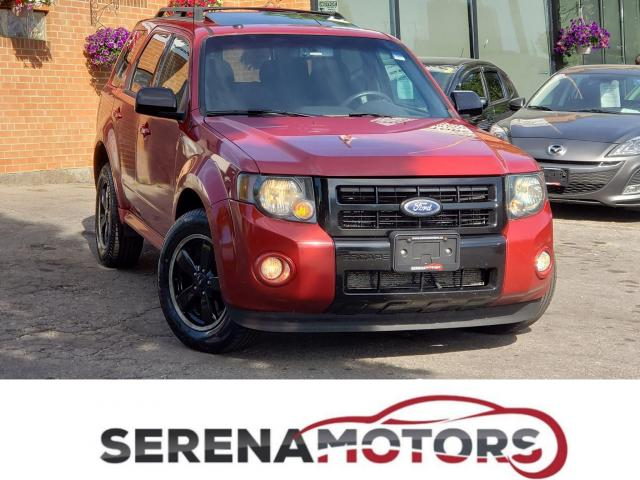 2010 Ford Escape XLT | SPORT PKG | V6 | SUNROOF | NO ACCIDENTS