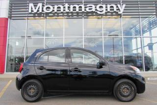 Used 2015 Nissan Micra SV à hayon 4 portes BA for sale in Montmagny, QC