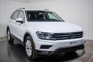 Used 2018 Volkswagen Tiguan TRENDLINE+ 4MOTION MAGS CAMERA DE RECUL for sale in St-Hubert, QC