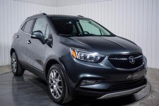 Used 2017 Buick Encore SPORT TOURING DEMI CUIR MAGS CAMERA DE R for sale in St-Hubert, QC