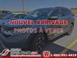 Used 2017 Honda CR-V Touring AWD for sale in Sorel-Tracy, QC