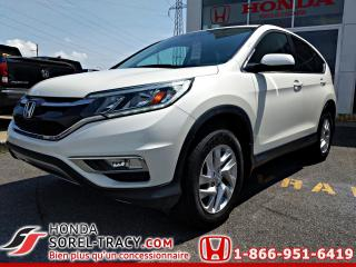 Used 2016 Honda CR-V SE 5 portes TI for sale in Sorel-Tracy, QC