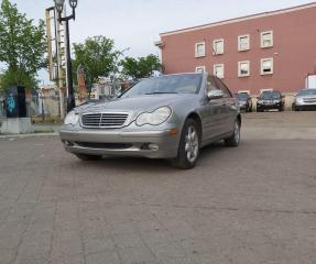 Used 2003 Mercedes-Benz C-Class 3.2L 4Matic for sale in Edmonton, AB