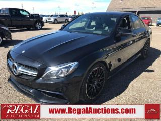 Used 2016 Mercedes-Benz C-Class C63AMGS 4D SEDAN 4.0L for sale in Calgary, AB