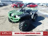 Photo of Green 2014 Yamaha GRIZZLY EPS SE