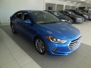Used 2017 Hyundai Elantra GLS AUTO TOIT MAGS CAMÉRA BT ANGLE MORT for sale in Dorval, QC