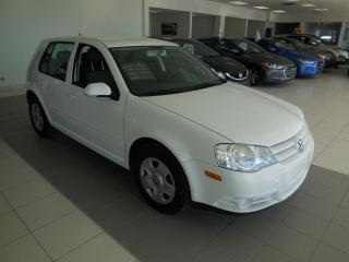 Used 2010 Volkswagen City Golf 2.0L AUTO A/C SIÈGES CHAUFFANTS for sale in Dorval, QC