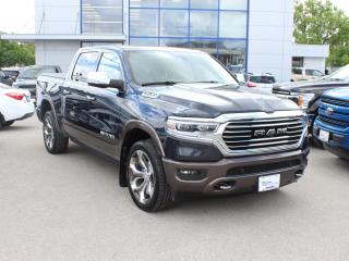 Used 2020 RAM 1500 Laramie Longhorn FULLY LOADED | SAVE 21K FROM NEW for sale in Winnipeg, MB