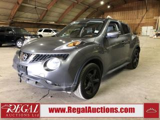 Used 2015 Nissan Juke SL 4D UTILITY AWD for sale in Calgary, AB