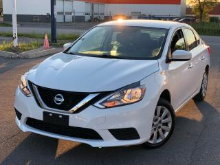 Used 2017 Nissan Sentra SV for sale in Brampton, ON