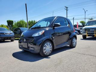 Used 2013 Smart fortwo *A/C*SIÈGES CH* 37$/SEM for sale in St-Jérôme, QC