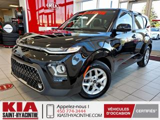 Used 2020 Kia Soul EX * CAMÉRA DE RECUL / VOLANT CHAUFFANT for sale in St-Hyacinthe, QC