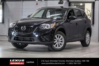 Used 2015 Mazda CX-5 GX + CP PKG FWD; AUTO A/C CRUISE BLUETOOTH MAGS TRACTION AVANT - TRANSMISSION AUTOMATIQUE - CLMATISATION - BLUETOOTH - MAGS 17'' for sale in Lachine, QC