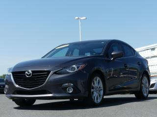 Used 2014 Mazda MAZDA3 GT AUTO JAMAIS ACCIDENTE!!! for sale in St-Georges, QC