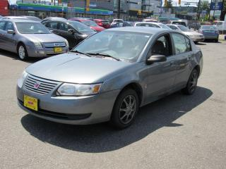 Used 2006 Saturn Ion .2 MIDLEVEL for sale in Vancouver, BC