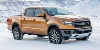 New 2020 Ford Ranger XLT for sale in Lacombe, AB