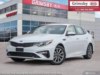 New 2020 Kia Optima EX|LEATHER|SAFETY TECH|BACKUP CAM|APPLE CARPLAY for sale in Grimsby, ON