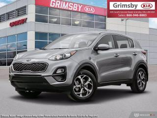 New 2020 Kia Sportage LX AWD|APPLE CARPLAY|HEATED SEATS|17