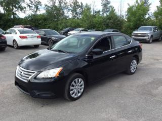 Used 2015 Nissan Sentra S - AUTO - A/C - CRUISE - BLUETOOTH! for sale in Ottawa, ON