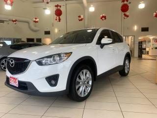 Used 2015 Mazda CX-5 GT AWD at for sale in Waterloo, ON