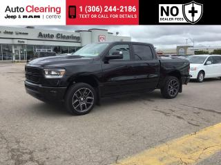 Used 2019 RAM 1500 C/CAB 4X4 5.7 Sport Rambox for sale in Saskatoon, SK