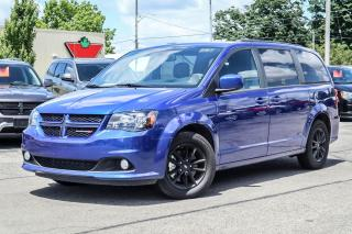 Used 2019 Dodge Grand Caravan GT | LEATHER | REAR DVD | PWR DOORS | NAVI for sale in Simcoe, ON