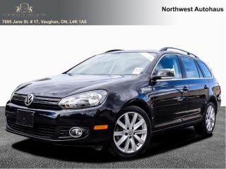 Used 2012 Volkswagen Golf Wagon 4DR TDI DSG HIGHLINE for sale in Concord, ON