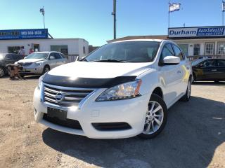 Used 2015 Nissan Sentra S for sale in Whitby, ON