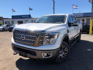 Used 2016 Nissan Titan XD Platinum Reserve for sale in Whitby, ON