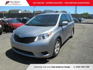 Used 2013 Toyota Sienna for sale in Toronto, ON