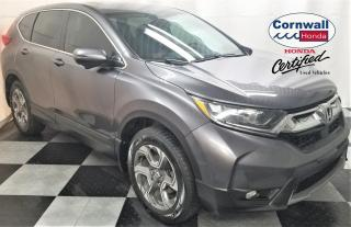 Used 2017 Honda CR-V EX for sale in Cornwall, ON