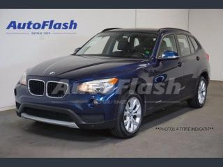 Used 2012 BMW X1 28i *AWD *TOIT-PANO-ROOF *BLUETOOTH *A/C *CRUISE * for sale in Saint-Hubert, QC