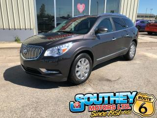 Used 2017 Buick Enclave Premium AWD - Fully Loaded for sale in Southey, SK