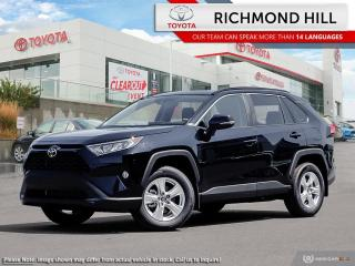 New 2020 Toyota RAV4 RAV4 AWD XLE for sale in Richmond Hill, ON