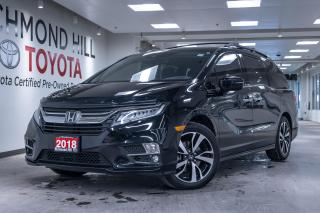Used 2018 Honda Odyssey 4DR WGN Touring Auto for sale in Richmond Hill, ON