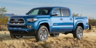 Used 2016 Toyota Tacoma 4WD DBL CB V6 AT SR5 for sale in Richmond Hill, ON