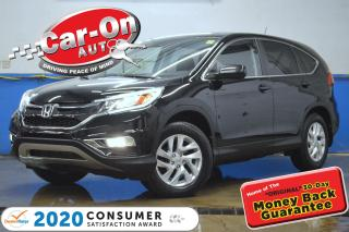 Used 2015 Honda CR-V EX-L AWD LEATHER SUNROOF REAR CAM HTD SEATS LOADED for sale in Ottawa, ON