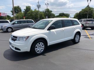 Used 2015 Dodge Journey Canada Value Pkg for sale in Windsor, ON