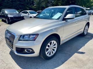 Used 2014 Audi Q5 Quattro 4dr 2.0T Premium, pano roof, low km's for sale in Halton Hills, ON