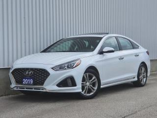 Used 2019 Hyundai Sonata Sport| WE FINANCE EVERYONE for sale in Mississauga, ON