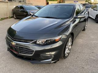 Used 2017 Chevrolet Malibu 4DR SDN PREMIER W/2LZ for sale in Scarborough, ON