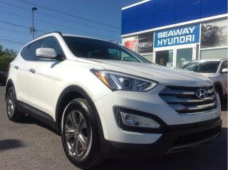 Used 2014 Hyundai Santa Fe Sport Premium - Bluetooth - Heated Steering Wheel for sale in Cornwall, ON