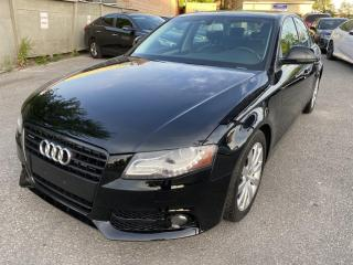Used 2009 Audi A4 4dr Sdn Auto 3.2L quattro for sale in Scarborough, ON