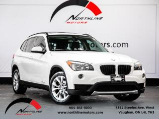 Used 2013 BMW X1 xDrive28i|Navigation|Pano Roof|Parking Sensor|Heated Leather for sale in Vaughan, ON