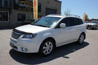 Used 2014 Subaru Tribeca NAVI,BACKUP CAMERA,AWD,SUNROOF,LEATHER for sale in Newmarket, ON