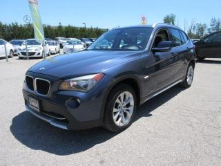 Used 2012 BMW X1 AWD 4dr 28i/ ACCIDENT FREE for sale in Newmarket, ON