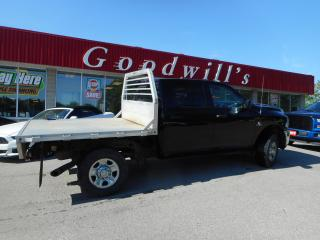 Used 2015 RAM 2500 SLT! 6.7 L! TURBO DIESEL! FLAT BED! NAV! for sale in Aylmer, ON