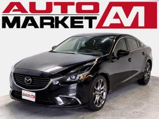 Used 2016 Mazda MAZDA6 GT CERTIFIED,Sunroof,WE APPROVE ALL CREDIT for sale in Guelph, ON